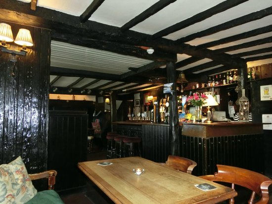 Queen's Head Inn: Lovely and cosy