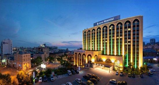 Modern Hotel Hyundai