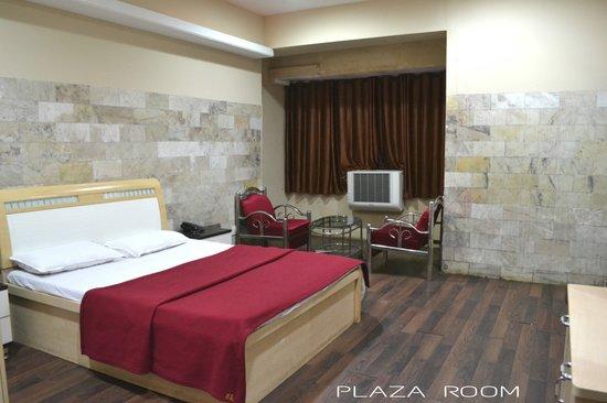 Hotel Evergreen : Plaza Room