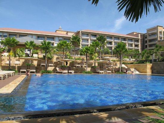 Mulia Resort Royal Suite Ocean Court Picture Of Mulia