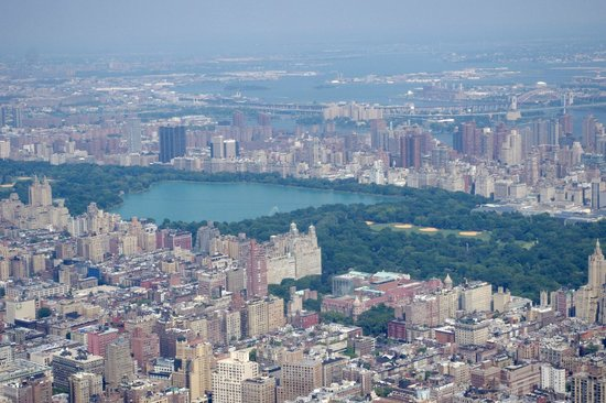 Manhattan Helicopters : Central Park