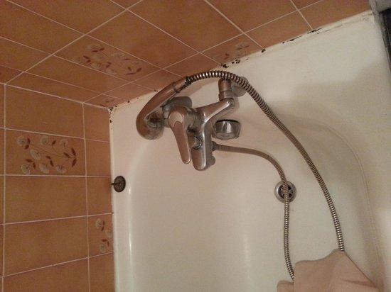 Apartamentos Maeva Les Voiles: salle de bains maeva les voiles