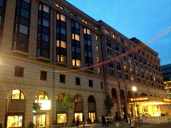 Hotel Westin Berlin Mitte