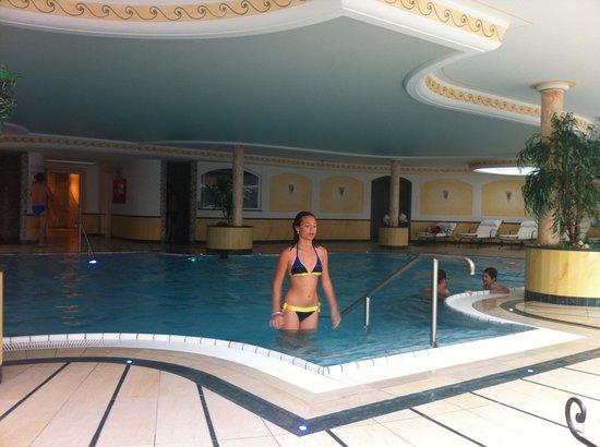 Residence Isabell: piscina interna