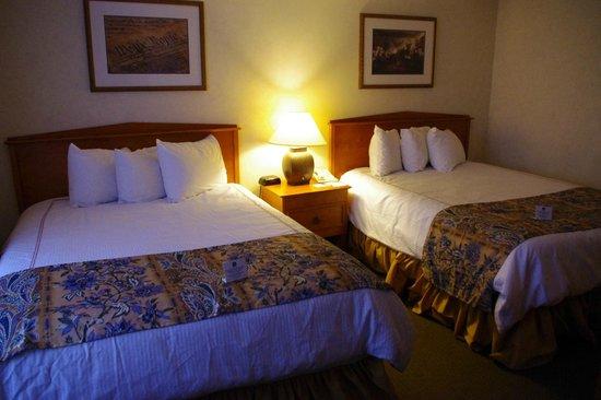 BEST WESTERN Georgetown Hotel & Suites: La stanza doppia