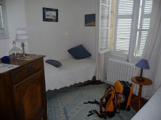La Lucasserie : Suite familiale: chambre 2 lits