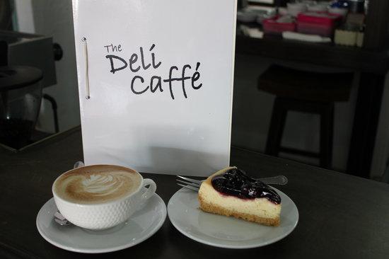 The Deli Caffe: great coffee