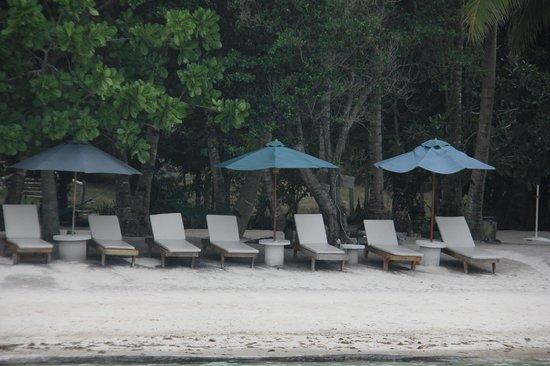Amarela Resort: Hotel's private beach