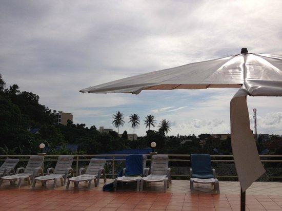 Manohra Cozy Resort: pool