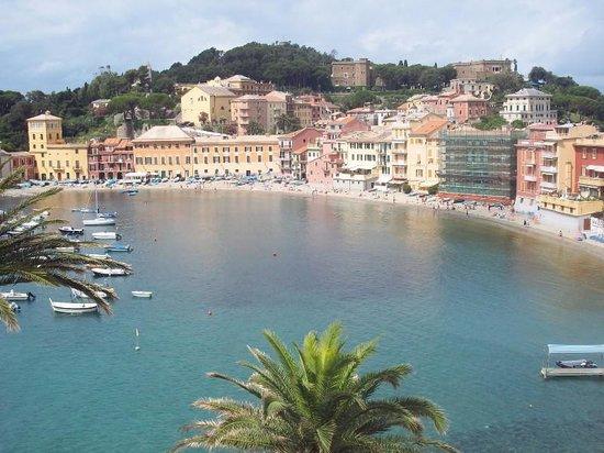 Sestri Levante, Italie : BAIA