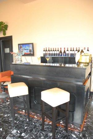 Hotel Liberta: angolo bar