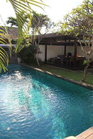 The Samaya Bali Seminyak : Piscine privative