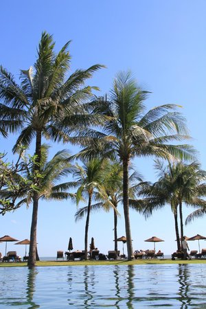 The Samaya Bali Seminyak : Piscine de l'hôtel