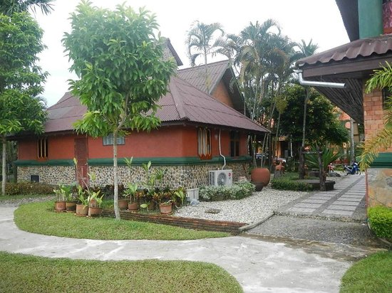 Silamanee Resort: one of the double houses