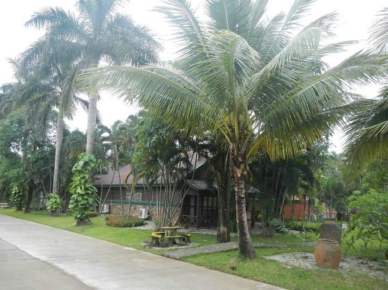 Silamanee Resort: hotel area