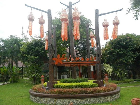 Silamanee Resort: chinese lampions
