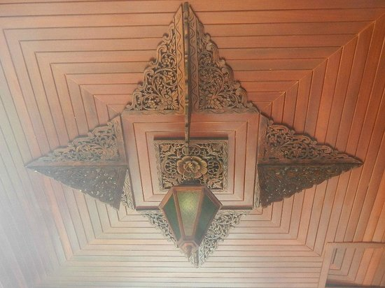 Silamanee Resort: decoration a