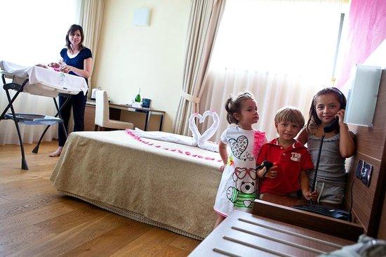 Hotel Lovere Resort & Spa: junior suite