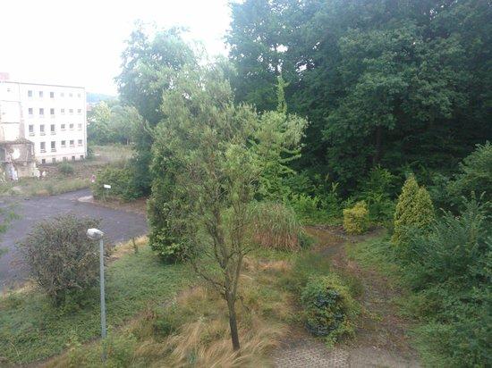 Leonardo Hotel Volklingen-Saarbrucken: View from our room