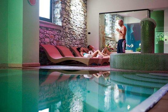 Hotel Lovere Resort & Spa: spa