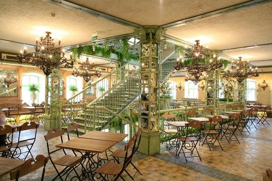 "Grabli : Ресторан ""Грабли"" на Пятницкой"