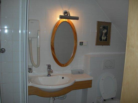 Dedek Park: Bathroom
