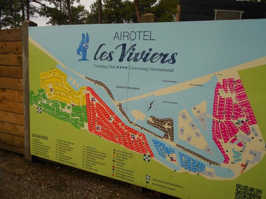 Camping Airotel Les Viviers: .