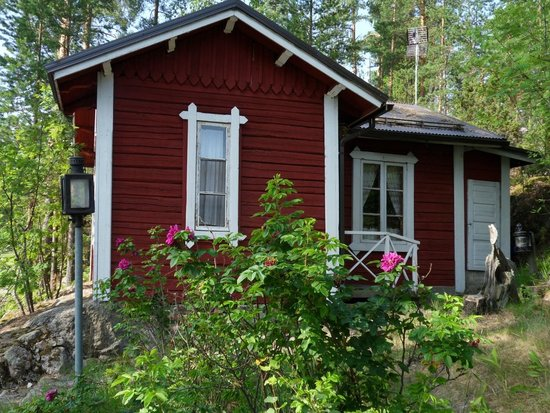 Ratavartijan Mokki Rail Guard S Cottage Kuva Orilampi Cottage