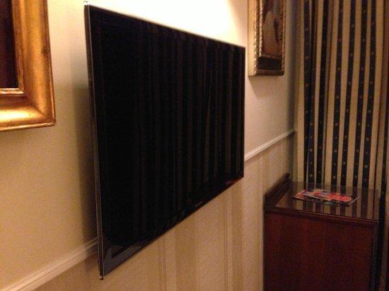 Hotel des Artistes: TV LCD