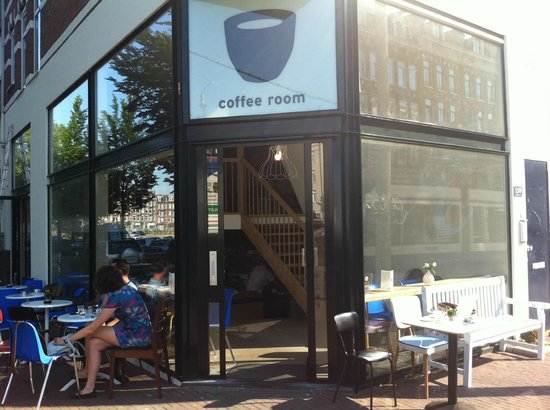 Photo of Cafe Coffee Room at Kinkerstraat 110, Amsterdam 1053 EC, Netherlands