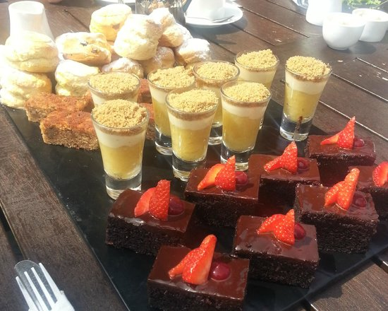 The Wordsworth Signature Restaurant: Afternoon tea