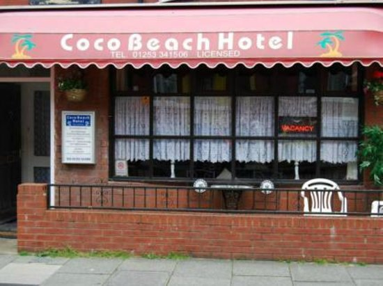 The Coco Beach Hotel Blackpool
