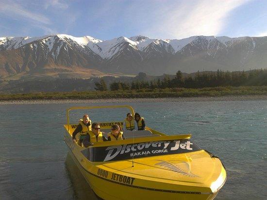 Discovery Jet: Jet Boat 2