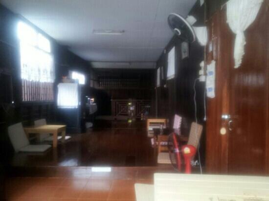 Baan Mai Guesthouse: salon