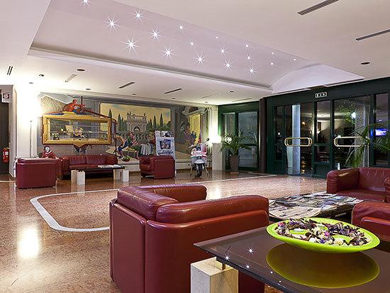 Hotel Ca Brugnera: Hall