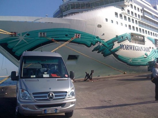 MutoTravel: Shore Excursions in italy