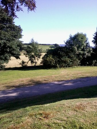 The Urr Valley Hotel: grounds