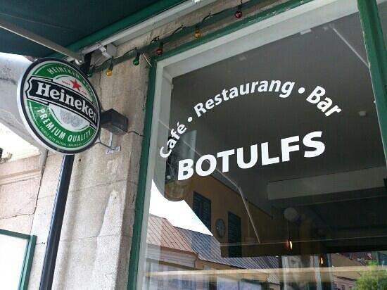Botulfs, Cafe Bar o Restaurang : Botulfs