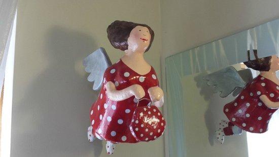 Hotel Erika: Nice angel
