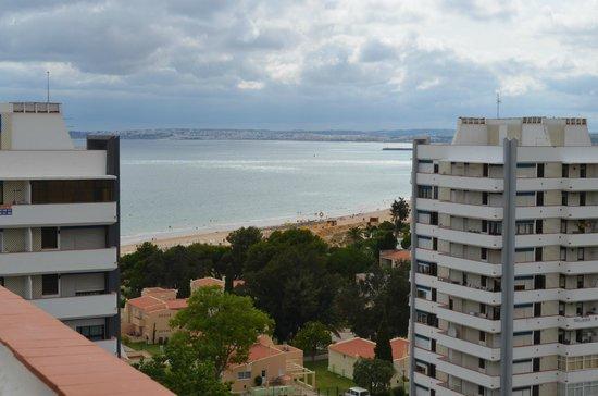 Pestana Alvor Atlantico: Vista praia do apartamento