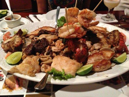 Machu Picchu: Waiter's Recommendation - Take It!!!