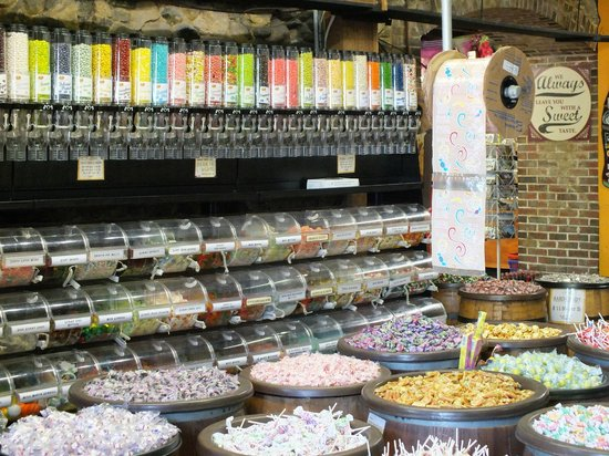 Varianten  Picture of Savannah Candy Kitchen, Savannah  TripAdvisor