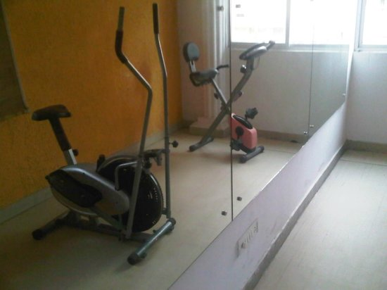 Cynosure: Gymnasium