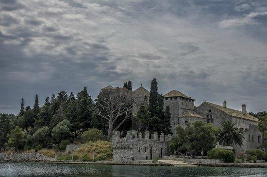 Mljet: Monastery of St Maria