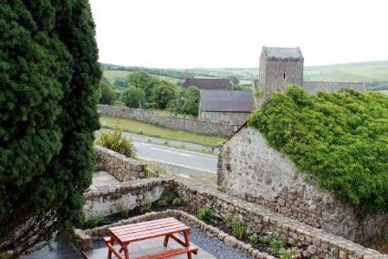 King's Head Inn: Lovely view!