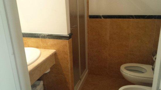 BEST WESTERN Ai Cavalieri Hotel: bagno