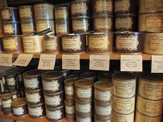 The Peanut Shop: kostenloses Probieren