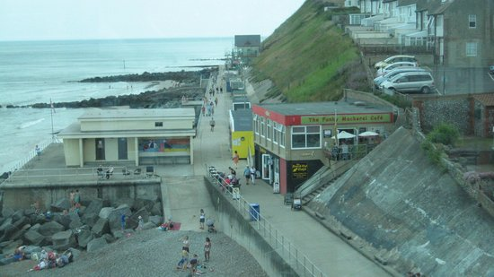 The Mo, Sheringham Museum: tower view