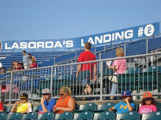 AT&T Field : Lasorda's Landing