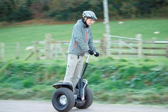 West Somerset Adventures - Segway Trips